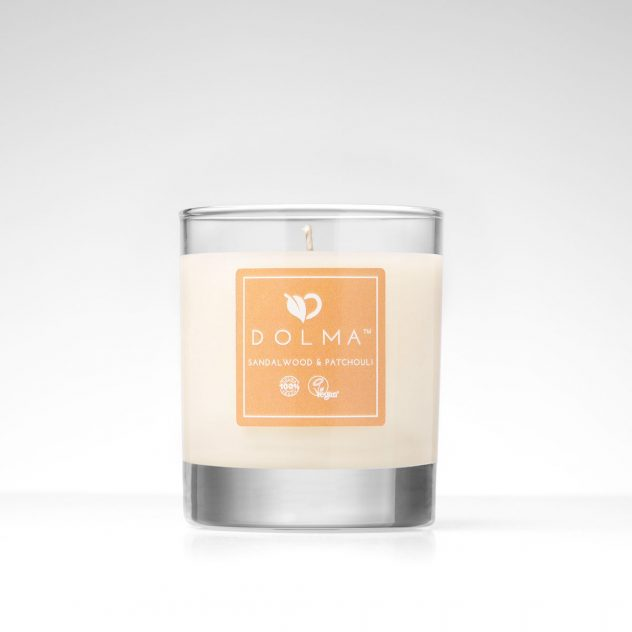Dolma Perfumes Soy Wax Candle