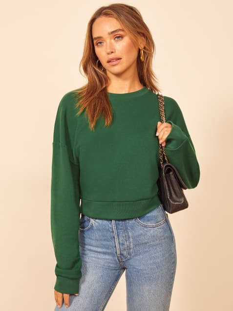 Hunter Sweatshirt Reformation